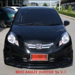 ชุดแต่งรอบคัน Honda Brio Amaze ทรง Hunter