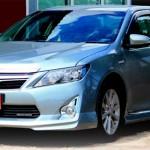 ชุดแต่งรอบคัน Toyota Camry 2012 Hybrid ทรง TER