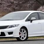 ชุดแต่งรอบคัน Honda Civic FB ทรง Type-R
