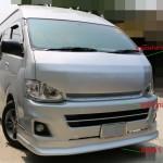 กระจังหน้า Toyota Commuter 2006-2011 ทรง H-2