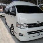 ชุดแต่งรอบคัน Toyota Commuter 2011 ทรง H-7 VIP