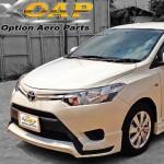 ชุดแต่งรอบคัน Toyota New Vios 2013 ทรง Option III