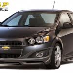 ชุดแต่งรอบคัน Chevrolet Sonic 4D ทรง Option