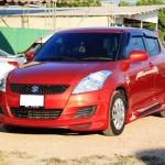 ชุดแต่งรอบคัน Suzuki Swift Eco ทรง Plus