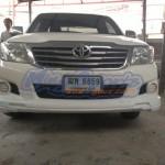 ลิ้นหน้า Toyota Vigo Champ ทรง VIP1