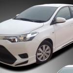 ชุดแต่งรอบคัน Toyota New Vios 2013 ทรง Option I