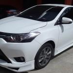 ชุดแต่งรอบคัน Toyota Vios 2013 ทรง V.5