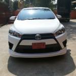 ชุดแต่งรอบคัน Toyota Yaris 2014 ทรง RPM