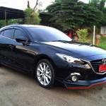 ชุดแต่งรอบคัน Mazda 3 5D 2014 ทรง Filewar