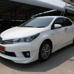 ชุดแต่งรอบคัน Toyota Altis 2014 ทรง Sport-R
