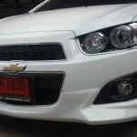 ชุดแต่งรอบคัน Chevrolet Sonic 5D ทรง SEMA