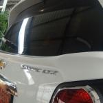 สปอยเลอร์คาดเอว Chevrolet Sonic 5D ทรง OEM