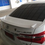 สปอยเลอร์ Toyota Altis 2014 ทรง 86 Style
