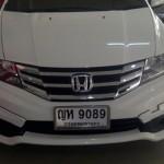 ชุดแต่งรอบคัน Honda City 2012 ทรง Mugen V.3