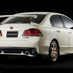 กันชนหลัง Honda Civic FD ทรง Mugen Type-R
