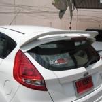 สปอยเลอร์ Ford Fiesta 5D ทรง NTS1