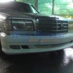 ชุดแต่งรอบคัน Benz W126 ทรง WALD