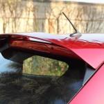 สปอยเลอร์ Mazda2 2015 Skyactiv 5D ทรง V1