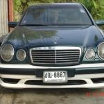 ชุดแต่งรอบคัน Benz W210 ทรง WALD