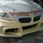 ชุดแต่งรอบคัน BMW Z4 E85 ทรง Rowen