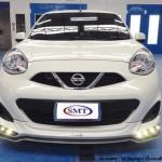 ชุดแต่งรอบคัน Nissan March 2013 ทรง SMT