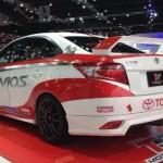 สปอยเลอร์ Toyota New Vios 2013 ทรง TD Sport