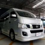 ชุดแต่งรอบคัน Nissan NV350 URVAN ทรง SMT