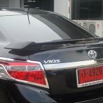 สปอยเลอร์ Toyota New Vios 2013 ทรงยกมีไฟ V.2