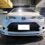 ชุดแต่งรอบคัน Toyota New Vios 2013 ทรง NTS1 V.2