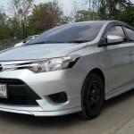 ชุดแต่งรอบคัน Toyota New Vios 2013 ทรง SMT3
