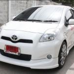 ชุดแต่งรอบคัน Toyota Yaris 2012 ทรง SM1