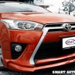 ชุดแต่งรอบคัน Toyota Yaris 2014 ทรง SMT1