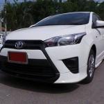 ชุดแต่งรอบคัน Toyota Yaris 2014 VISA