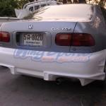 ชุดแต่งรอบคัน Honda Civic 92 EG 4D ทรง Veilside