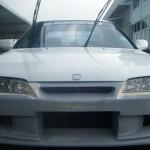กันชนหน้า Honda Accord 94 ไฟท้ายก้อนเดียว ทรง C-WEST