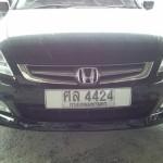 ลิ้นหน้า Honda Accord G7 2003 ทรงห้าง MDL