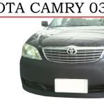 ชุดแต่งรอบคัน Toyota Camry 03-06 ทรง Mode Parfume