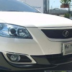 สเกิร์ตหน้า Toyota Camry 07 ทรง Aurion