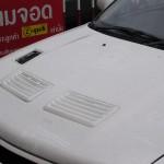 ฝากะโปรง Mitsubishi E-CAR ทรง Evo3