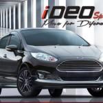 ชุดแต่งรอบคัน Ford Fiesta 2014 5D ทรง IDEO SPEED