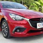 ชุดแต่งรอบคัน Mazda2 2015 Skyactiv 5D ทรง SMT