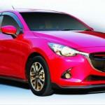 ชุดแต่งรอบคัน Mazda2 2015 Skyactiv 5D ทรง V.2