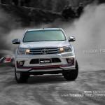 ชุดแต่งรอบคัน Toyota Hilux Revo ทรง Access