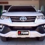 ชุดแต่งรอบคัน Toyota Fortuner 2015 ทรง X Design