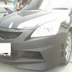 ชุดแต่งรอบคัน Mitsubishi New Lancer ทรง Cimera
