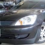 ลิ้นหน้า Mitsubishi New Lancer ทรง Evo7