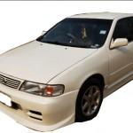 ชุดแต่งรอบคัน Nissan Sunny B14 ทรง Lucino