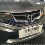 กระจังหน้า Honda City 2012 ทรง MDL