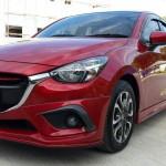 ชุดแต่งรอบคัน Mazda2 2015 Skyactiv 4D ทรง SMT