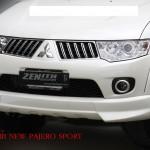 ชุดแต่งรอบคัน Mitsubishi Pajero Sport ทรง Zenith V.1